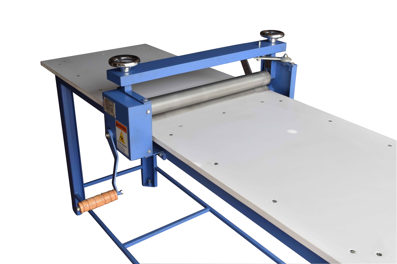 Clay Sheet Making Machine Slab Roller Ravi Engineering